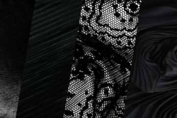 Bannière total look noir